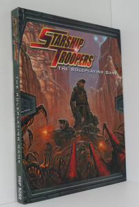 Starship Troopers RPG A Scarce edition