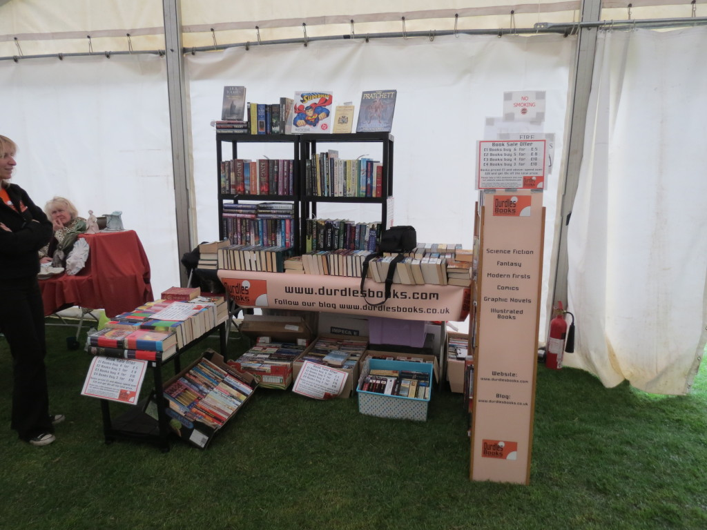 Durdles Books at Middle Earth Weekend